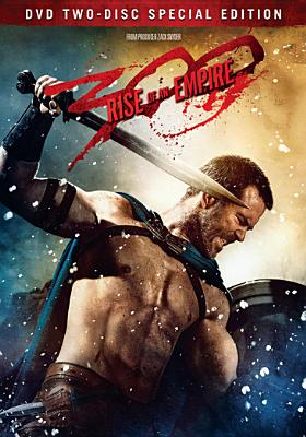 300:RISE OF AN EMPIRE BY HEADEY,LENA (DVD)